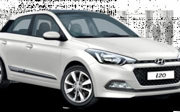 Hyundai i20 o similar